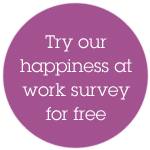 Try our happiness at work survey for free